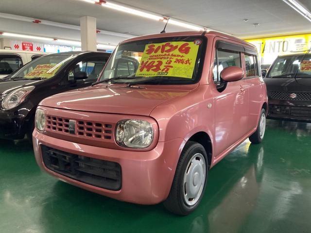 スズキ G フル装備 Tチェーン ABS エアバック 軽自動車 走行75100キロ