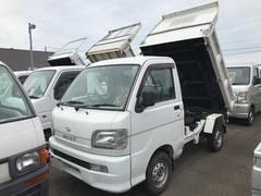 ハイゼットトラックダンプ 5MT エアコン パワステ 4WD