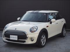 MINIワン 1オーナー ナビ TV  リアカメラ 認定中古車