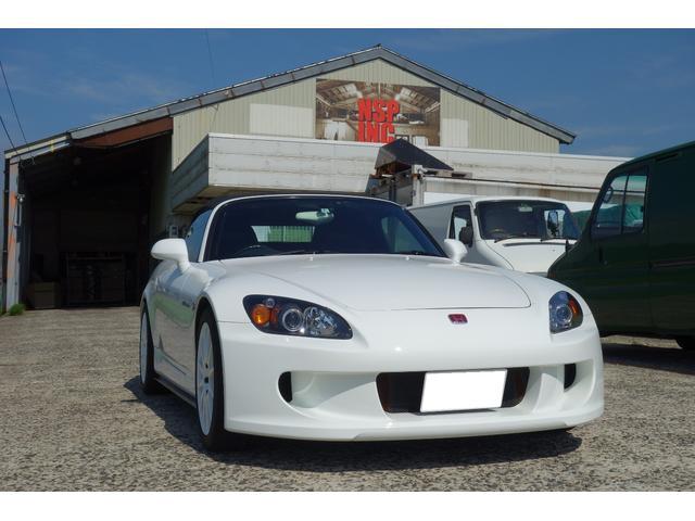 S2000(ホンダ)中古車画像