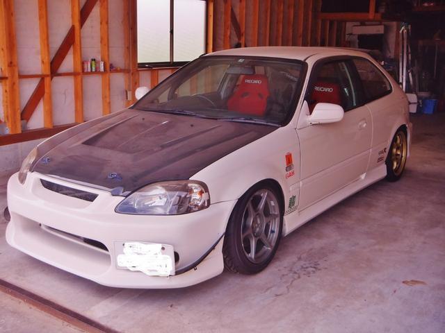 ホンダ シビック タイプR ワンオーナー ホンダメカニックセカンドカー