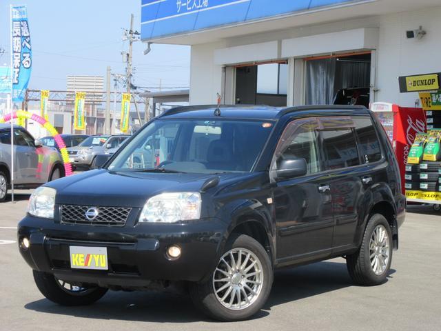 日産 X 4WD SDフルセグナビ ヒーター付撥水シート