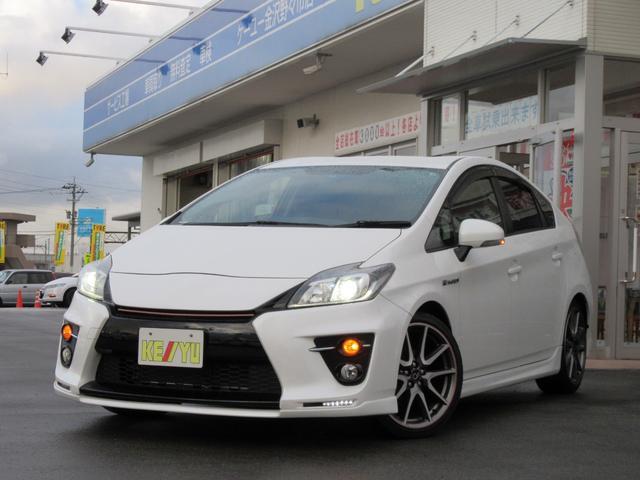 トヨタ SツーリングセレG's 禁煙車 SDフルセグBT連動ナビ
