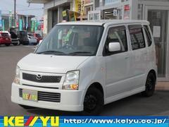 AZワゴンFX−S SP HID AUX付CD タイミングチェーン車