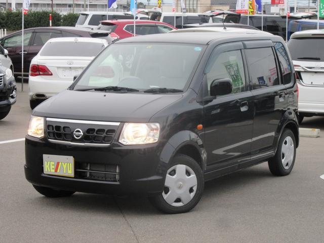 日産 E FOUR 4WD 禁煙車 シートヒーター