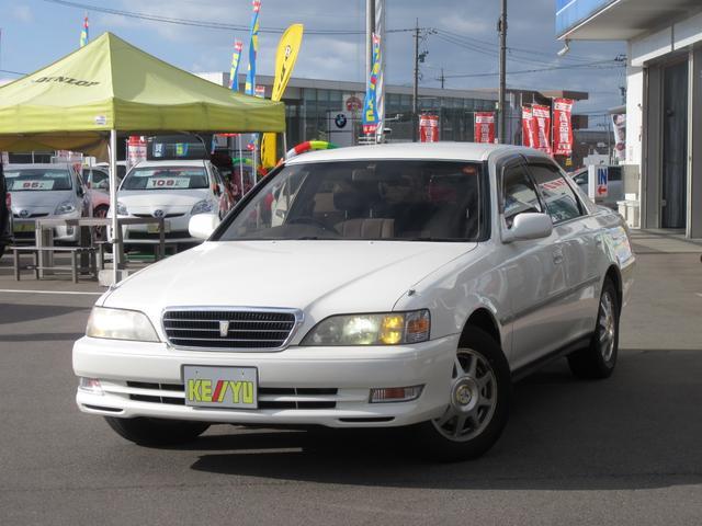 トヨタ エクシード 後期型禁煙車 1オーナー HID 電動シート