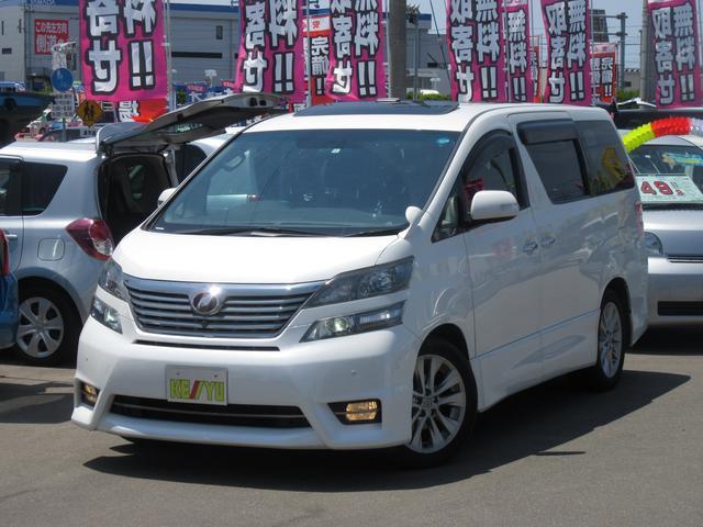 トヨタ 3.5Z GED HDDナビフリップM SR 電動Rゲート