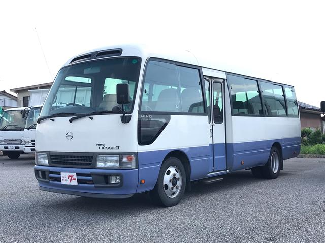 日野 バス 29人乗り バックカメラ