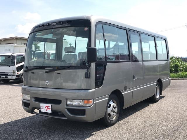日産 バス エアコン 5MT 26名乗り