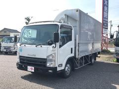 エルフトラックアルミウイングボデー ワイド 4.3m  6MT