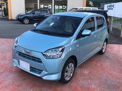 ミライースX SAIII ナビ 軽自動車 LED