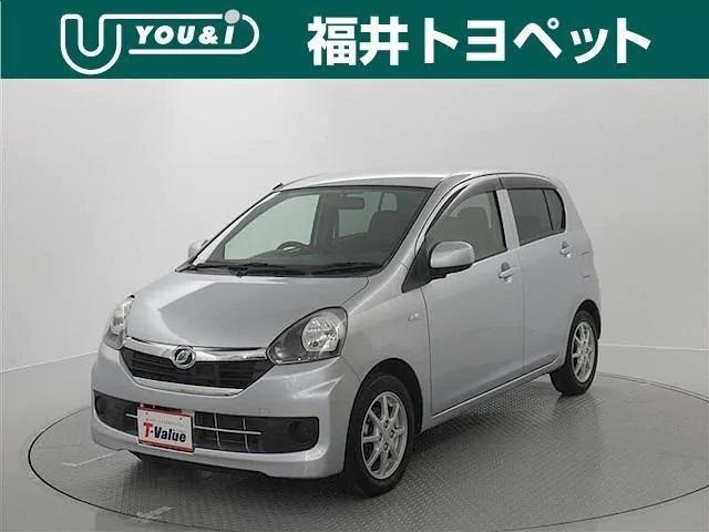 ダイハツ X SA エコアイドル CD キーレス アルミ 軽自動車
