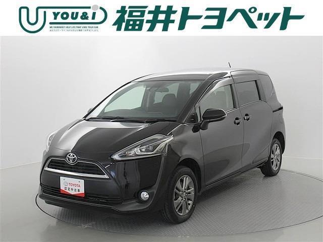 トヨタ G クエロ スマートキ- 純正アルミ 電動スライドドア