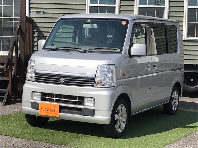 スズキ JPターボ ナビTV ワンセグ 4WD キーレス