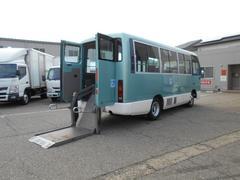シビリアンバス福祉車両 車いす移動車 10人乗り 総重量4190kg