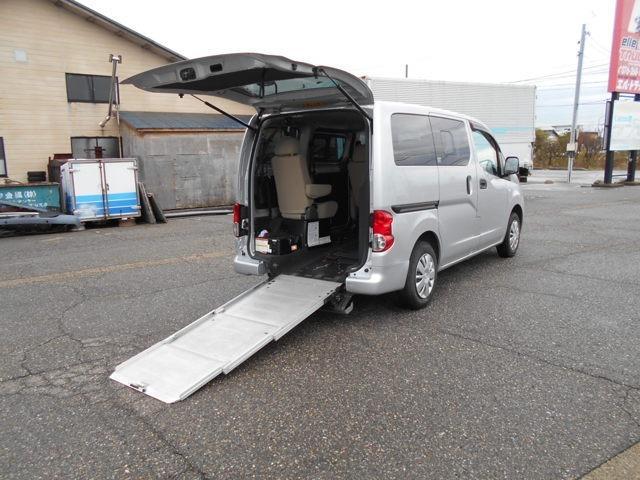 日産 チェアキャブスローパー乗車定員7人 福祉車両 車いす移動車