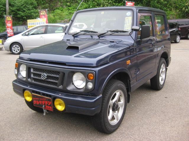 スズキ 4WD ターボ CD ETC