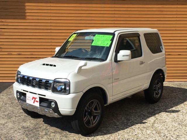 スズキ クロスアドベンチャー 4WD ETC CDデッキ Sヒーター