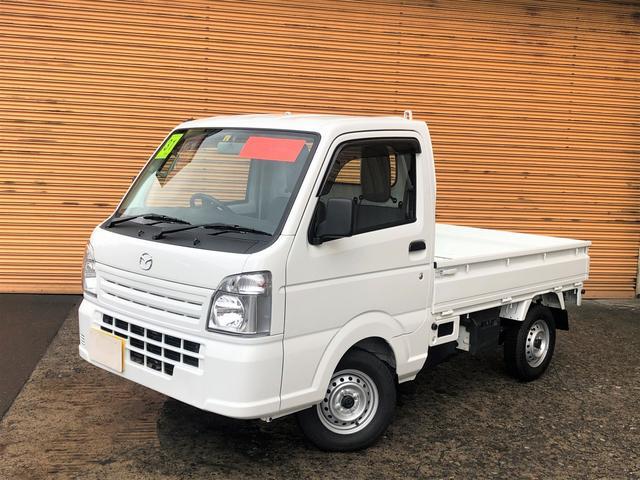 マツダ KCエアコン・パワステ 4WD 5F ABS  WSRS