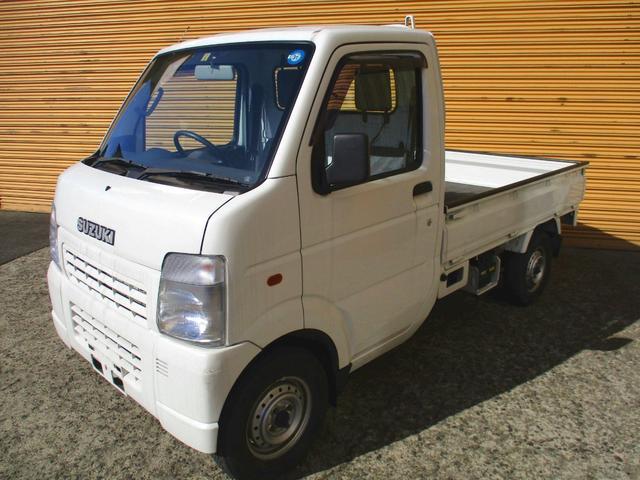 スズキ KCエアコン・パワステ AT 4WD