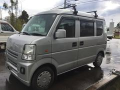 エブリイジョインターボ 4WD オートマ ナビ テレビ