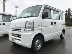 エブリイPA 4WD HR PS エアバック ETC 3AT