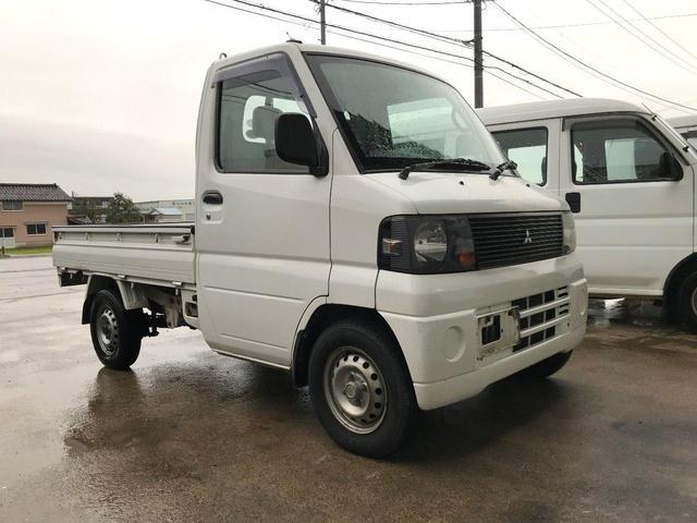 三菱 ミニキャブトラック Vタイプ 4WD 5速MT エアコン ...