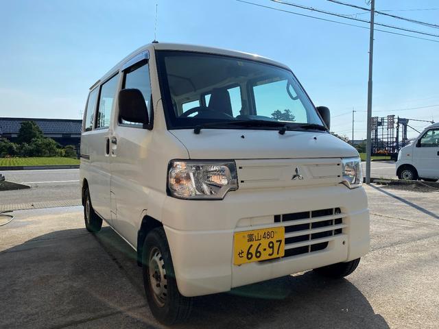 三菱 ミニキャブバン CD ハイルーフ 4WD PS エアB 記録簿