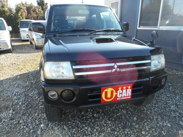 三菱 VR 4WD ターボ キーレス 社外アルミ