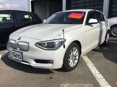 BMW116i スタイル 純正HDDナビ キーレスプッシュスタート