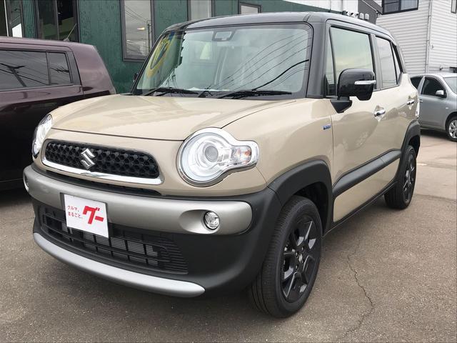「スズキ」「クロスビー」「SUV・クロカン」「石川県」の中古車