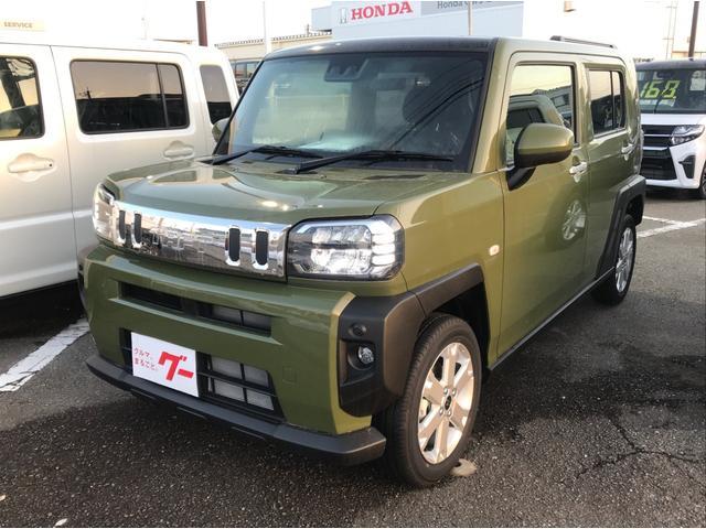 「ダイハツ」「タフト」「コンパクトカー」「石川県」の中古車