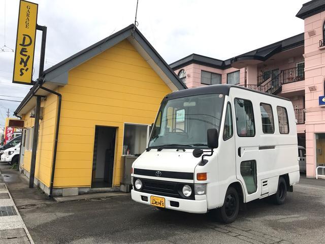 トヨタ 4WD NOXPM適合車