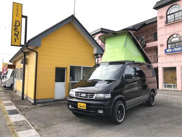 日本フォード XL-Tキャンパー 4WD オートフリートップ ディーゼル
