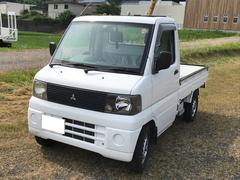 ミニキャブトラックVタイプ 4WD エアコン オートマ