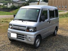 ミニキャブバンCL 4WD エアコン オートマ 軽バン