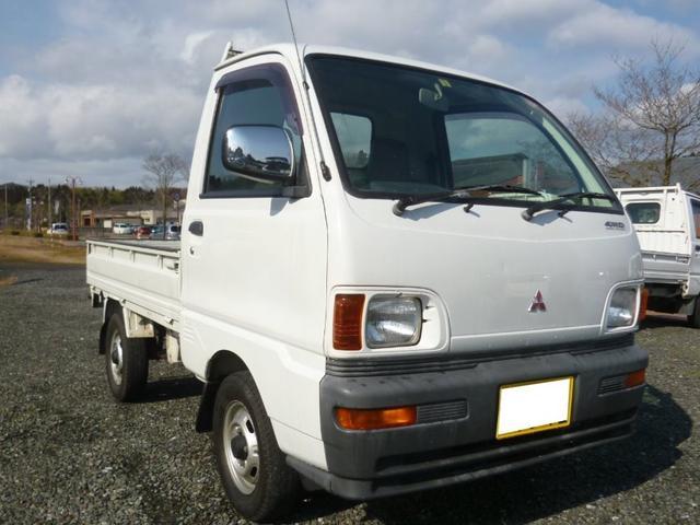 三菱 TL4WD エアコン パワステ
