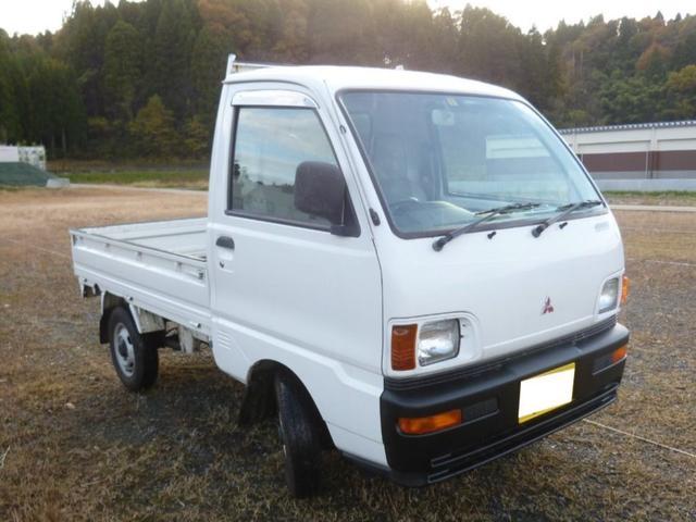 TL 4WD オートマ エアコン パワステ 三方開き(1枚目)