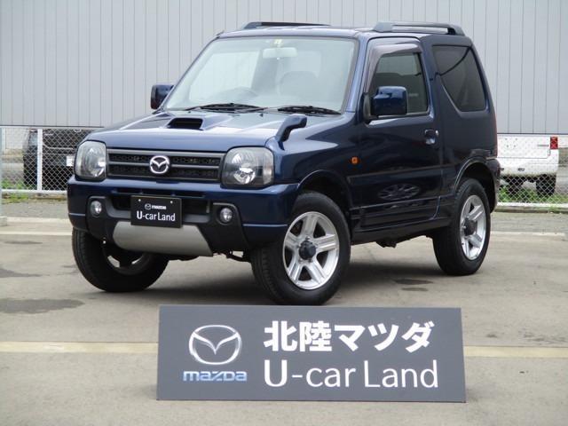 マツダ XC 4WD CD/ラジオ ETC