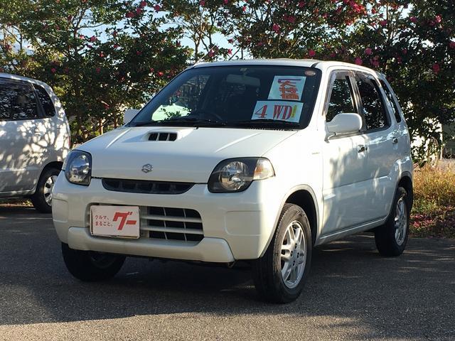 スズキ Xリミテッド 4WD キーレス アルミ CD