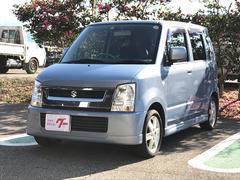 ワゴンRFXリミテッド4WD ETC CD アルミ