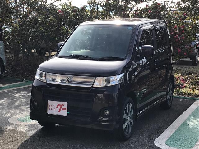 「スズキ」「ワゴンRスティングレー」「コンパクトカー」「富山県」の中古車