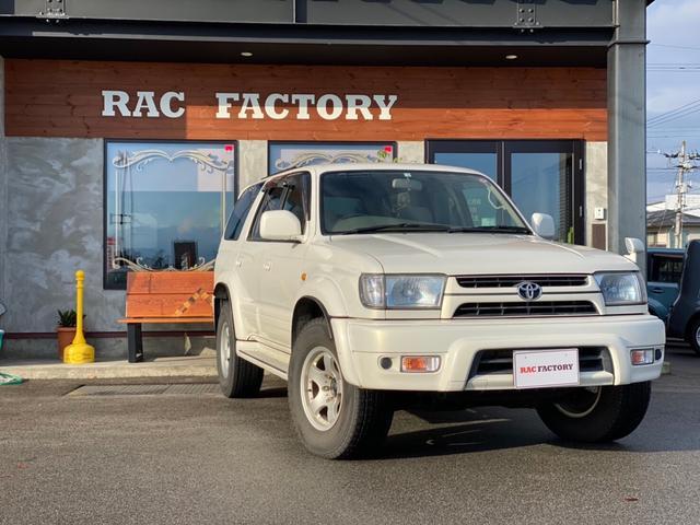 トヨタ SSR-X ホワイトプレミアム 4WD サンルーフ ナビTV ETC 4速AT 令和3年3月