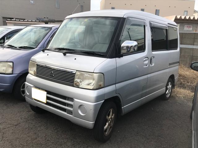 三菱 福祉車両 4WD
