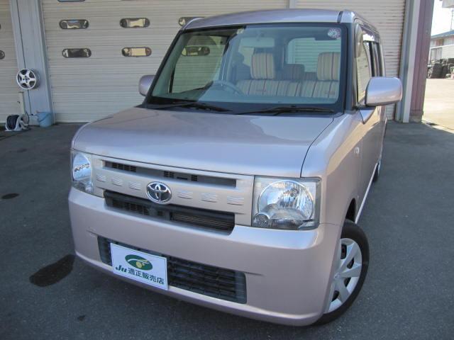 トヨタ ピクシススペース L 4WD キーレス ABS CDチューナー AC Wエアバッグ