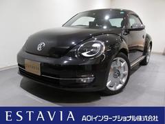 VW ザ・ビートルフェンダー・エディション サンルーフ ナビTV Bカメラ