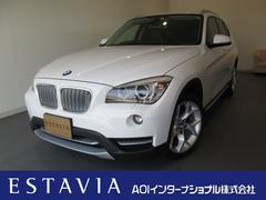 BMW X1sDrive 20i xライン HDDナビ ETC