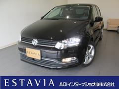 VW ポロTSIハイライン 純正ナビTV バックカメラ シートヒーター