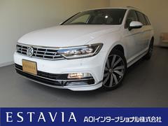 VW パサートヴァリアントTSI Rライン 純正ナビTV ACC レーンキープ