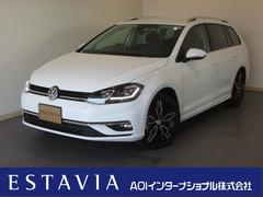 VW ゴルフヴァリアントTSIハイライン ACC ナビTV Bカメラ LED ETC